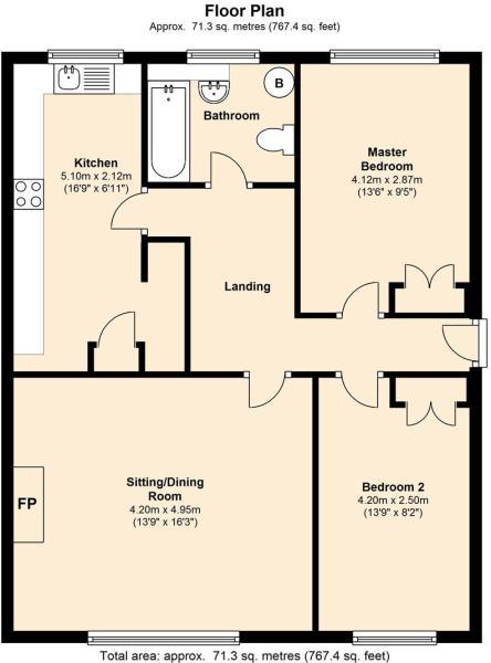 Ground Floor Flat Pl