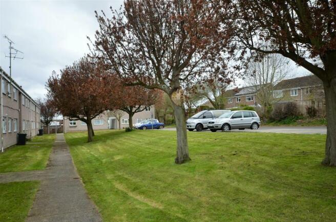 Garden and Parking