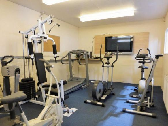 First Floor Gym