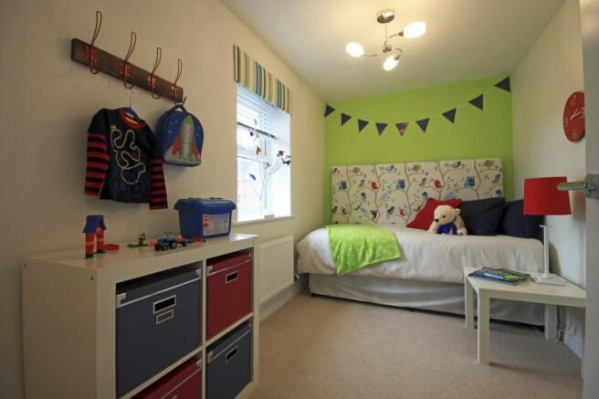 Fairway single bedroom