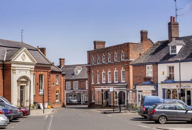 Aylsham local area