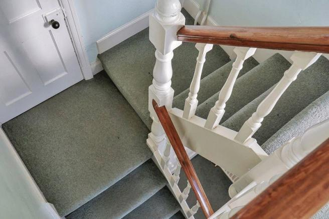 Return Staircase