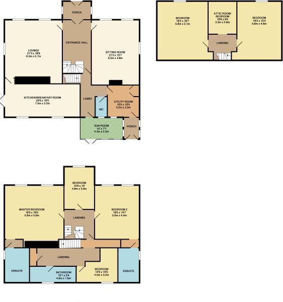 The Farm House Floor