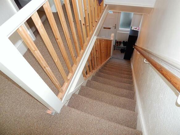Landing/Hallway/Stairs