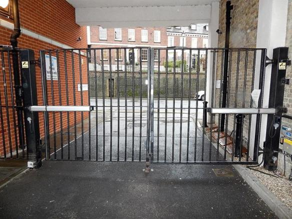 Secure Gated Entrance