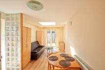 Studio flat in Sunny Gardens Road...