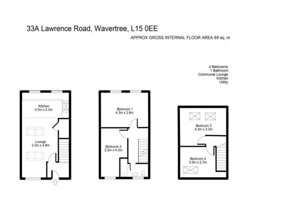33A Lawrence Road -