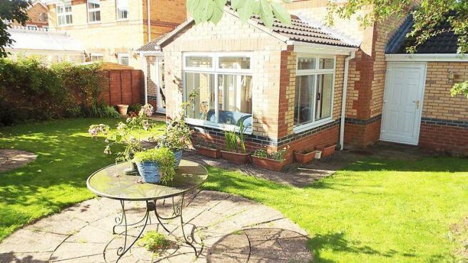 New Garden Add...