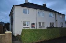 2 bed Flat to rent in Ashley Terrace, ALLOA...