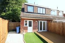 semi detached property in Gilbert Close, Derby