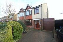 4 bedroom semi detached home in Valley Road, Littleover...