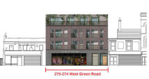 property to rent in A1 Unit, 270-274 West Green Road, London, N15