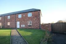 Moss Hall Farm Cottages semi detached property for sale