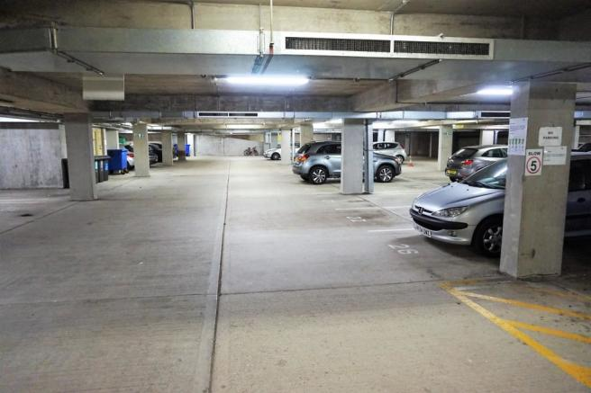 Under Ground Secure Parking.JPG