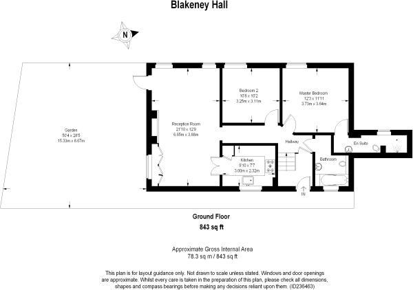 D Blakeney Hall.JPG