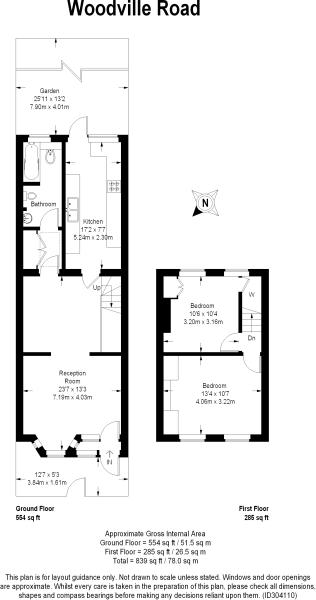 Floor Plan Woodville Raod.JPG