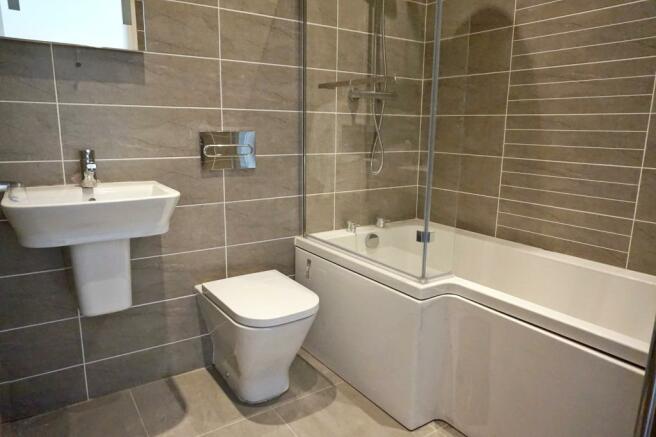 Firstfloor Bathroom with Rainfall Shower