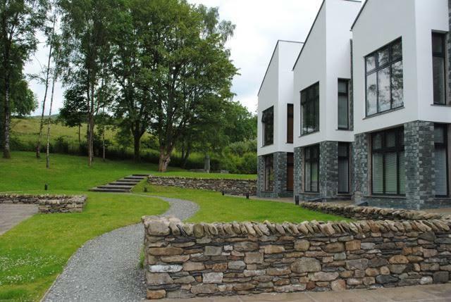Bluehill Park Development. External