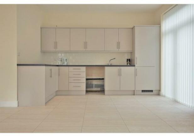Ground floor Kitchen space
