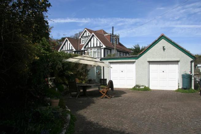 Garages and Side Patios