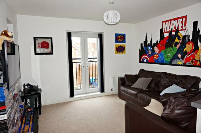 Ladybower Way Living Area