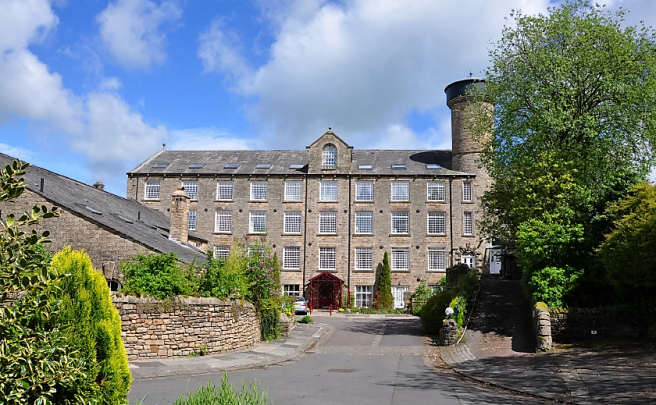 External view of Mill. Low Mill. Caton. Lancaster. YOPA. Estate Agent