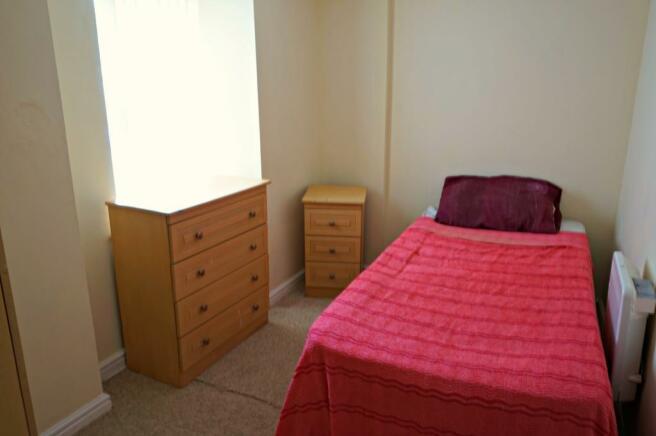 Typical Studio Bedroom