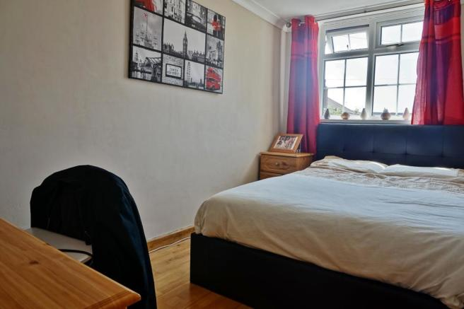 Bedroom 3.  Balham avenue. Blackpool estate agent.  YOPA.