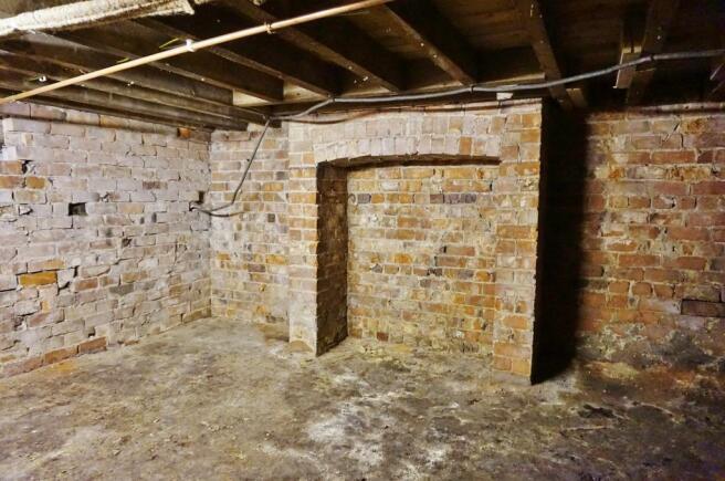 Cellar room 2. Leeds Road, Blackpool Estate agents. YOPA.  .JPG
