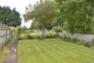 view toward back end of rear garden