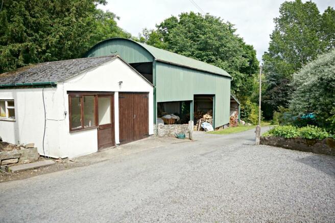 Office -Garage-Dutch barn
