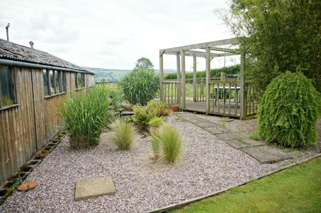 Garden and Pergola