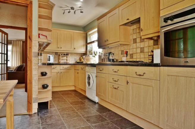 Kitchen. Main Street. Warton. Carnforth Estate Agents. YOPA