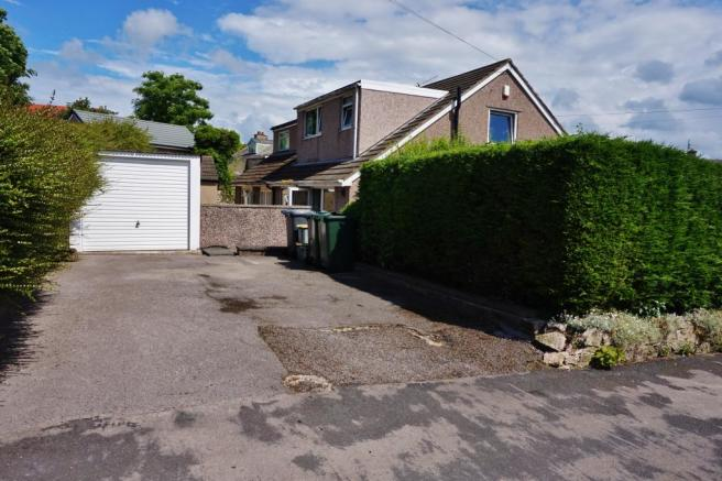 Drive and garage. Main Street. Warton. Carnforth Estate Agents. YOPA