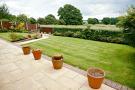 Garden with stunning views
