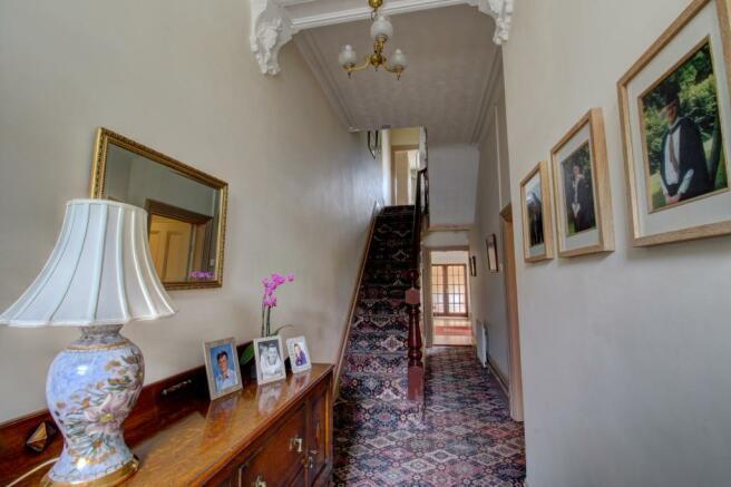 Moss Bank Hallway