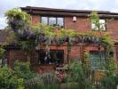 Rear garden Looking towards House
