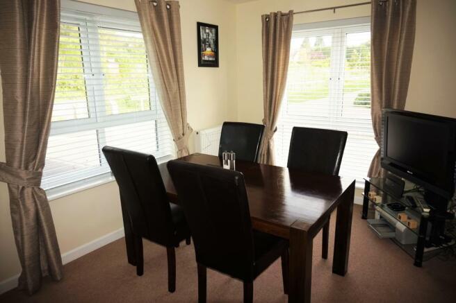 Dining Room - 4th Bedroom