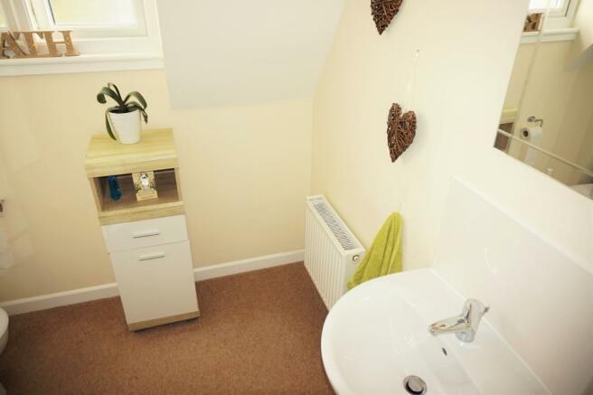 Shower Room Top Floor