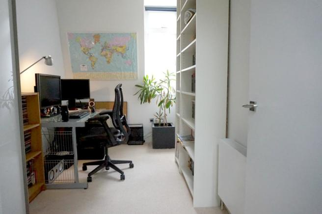 Bedroom Three/ Study