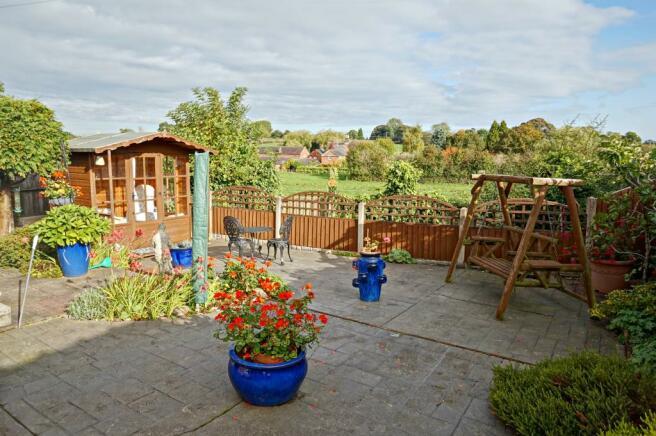 Rear Garden with Views