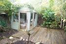 Summer House and Decking Area