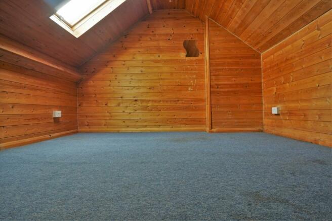 Loft Room / Bedroom 4