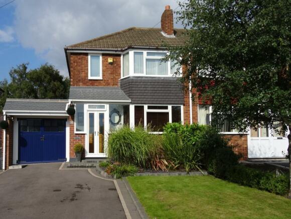 3 bedroom semi detached house for sale in ethelfleda road tamworth b77