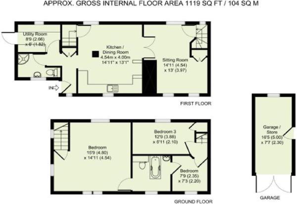 28 High Street Floor Plan