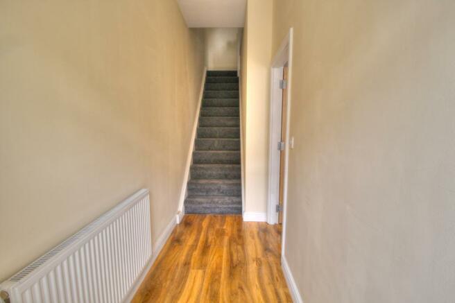 Lime grove - hallway