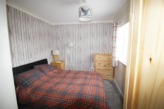 BEDROOM 2 ALTERNATIVE VIEW