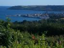 View of Penzance from the Front Garden