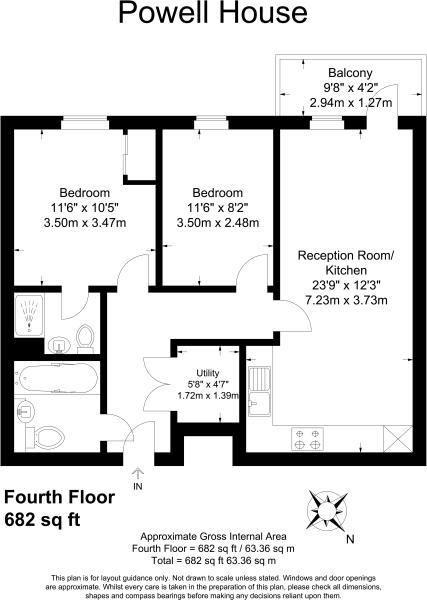 Powell House FP