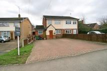 semi detached house for sale in Blunts Hall Road, WITHAM